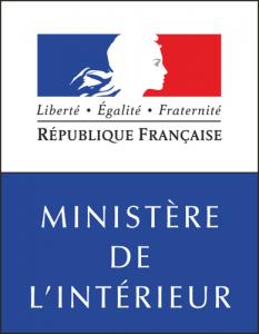 Logo Ministere de l'interieur
