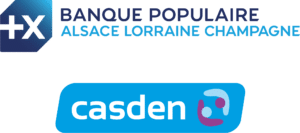 Banque Populaire / Casden